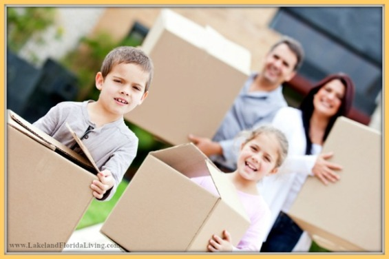 Here are the advantages of moving to your new Lakeland FL home during spring.